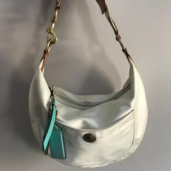 Coach Handbags - Coach • Small Hobo Bag